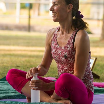 Wereld yoga dag 21 juni
