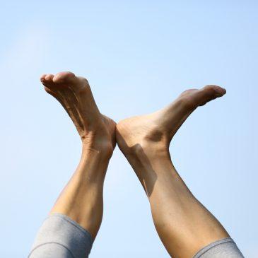 Gezonde voeten