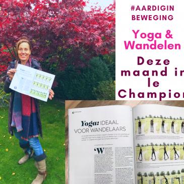 Yoga & Wandelen